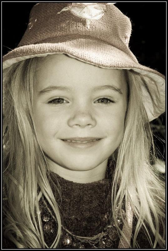 Little Miss Pink