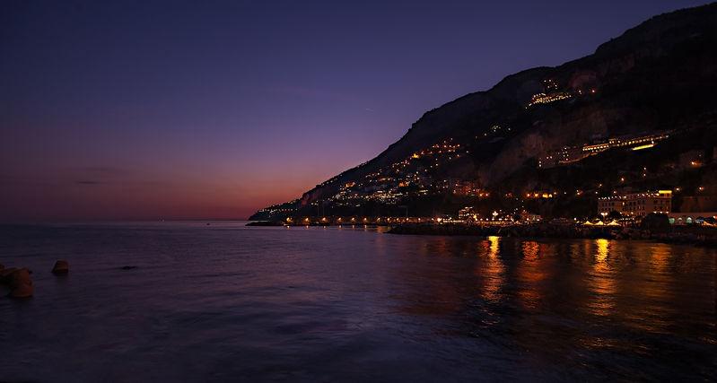 Amalfi Twilight