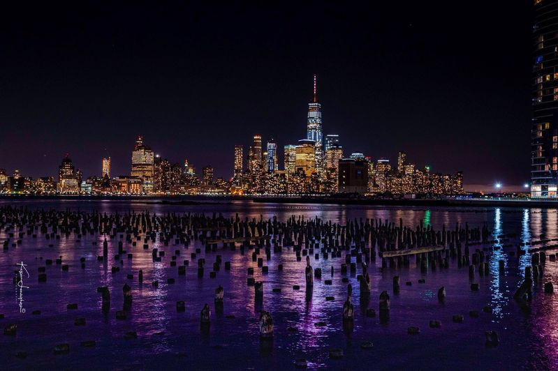 New York City Skyline from Hoboken