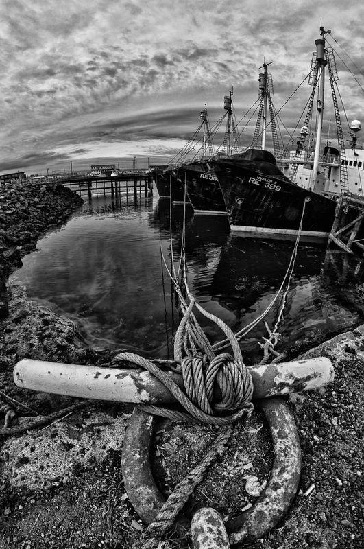 Reykjavik Old Harbor 3