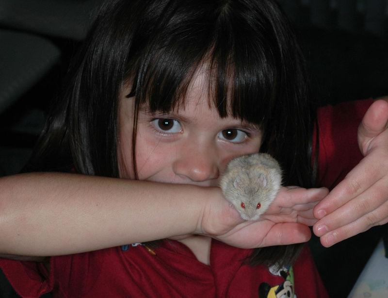 MARIANA, AGE 8