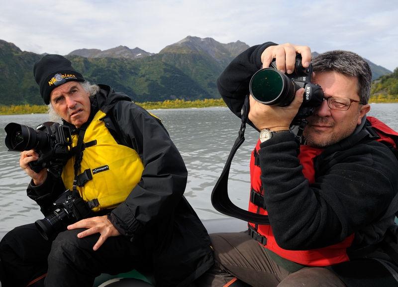 Rick and Steve .... shooting!
