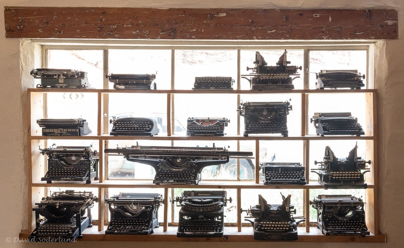Cow Canyon Typewriters