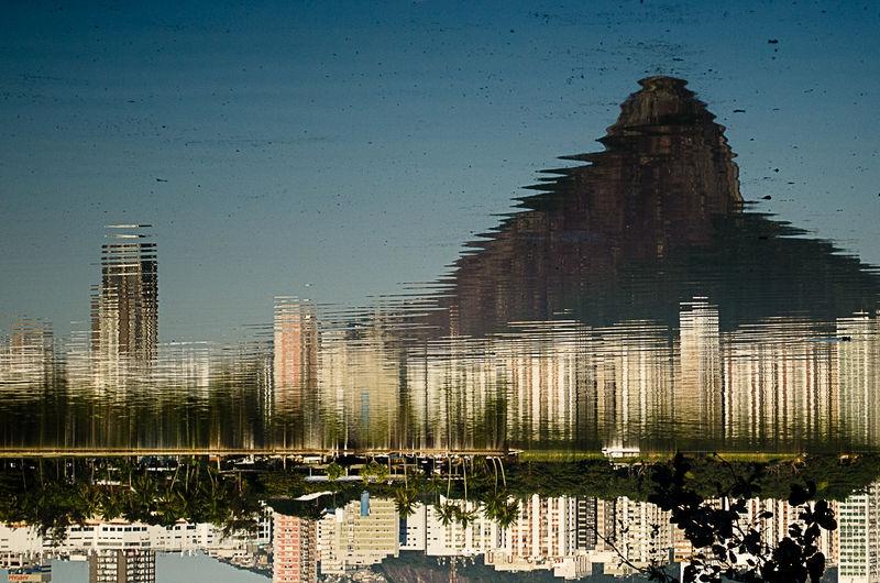 Lagoa Invertida (Inverted Lagoa)