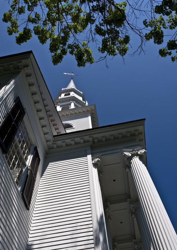 Church in Litchfield, CT