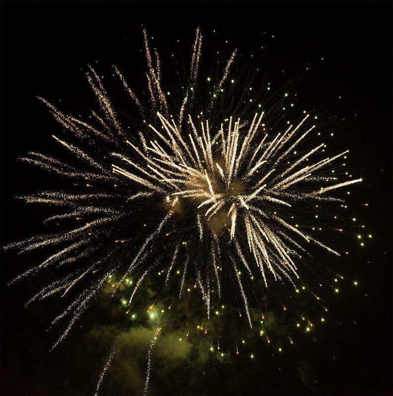 Birkenhead Park Fireworks