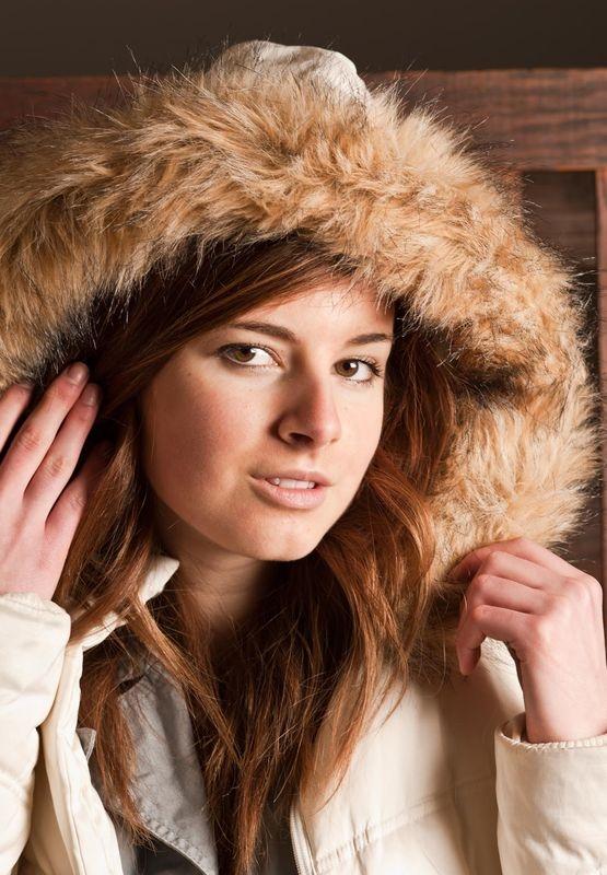 Girl in the Hood
