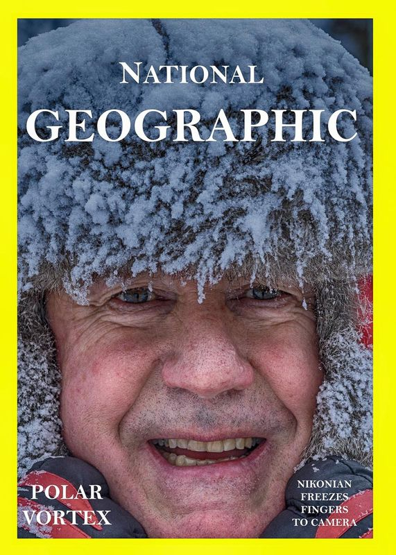 Cover Shot - National Geographic