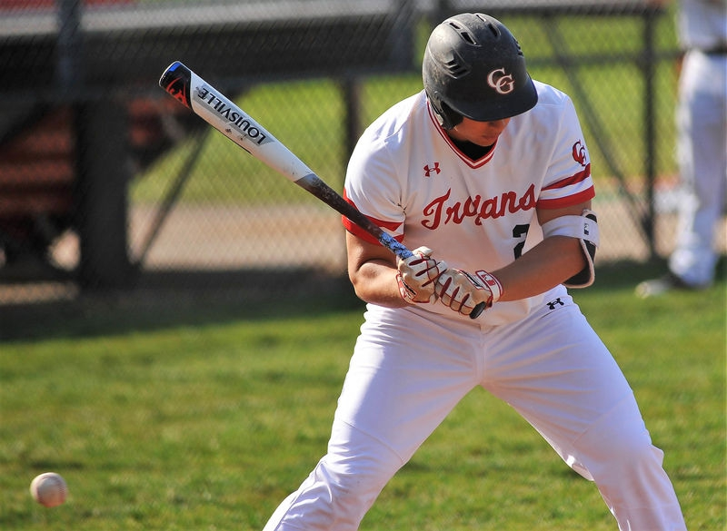 Greenwood Indiana -Pike VS Center Grove Boy HS Varsity Baseball May 8 2018