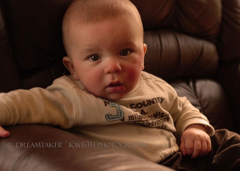 In Grandpa's Chair