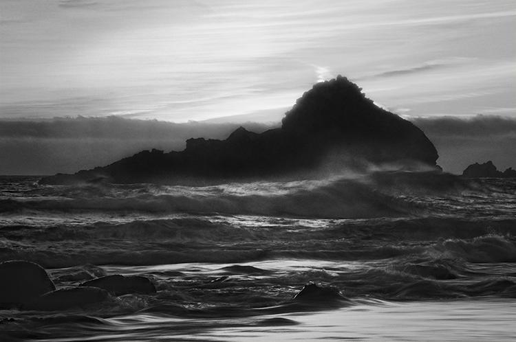 Pfeiffer Beach Sunset, Big Sur, CA