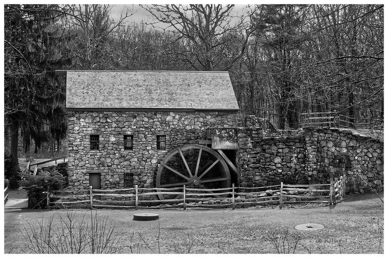 Wayside Grist Mill