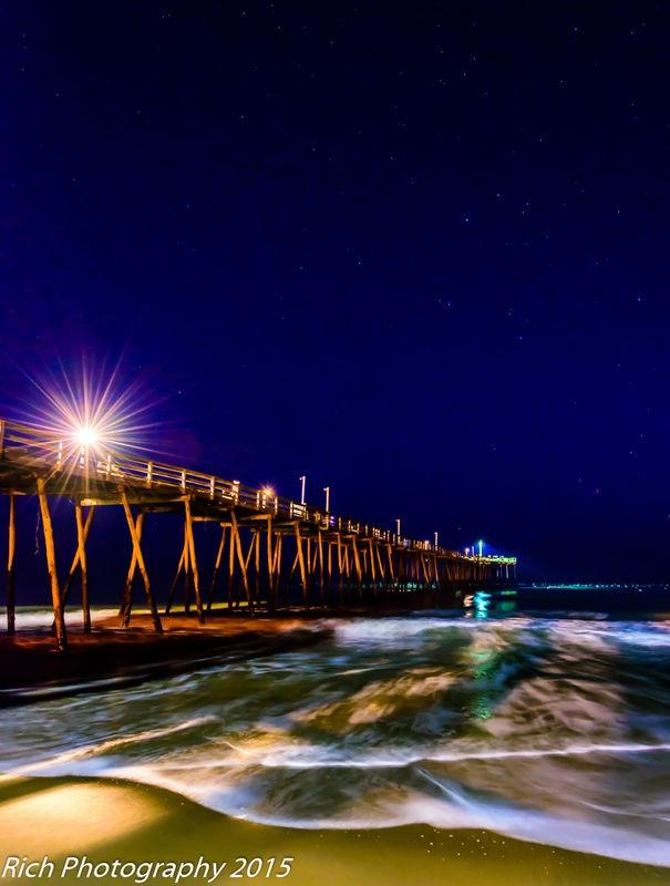 Alalon Pier, Nags Head, NC