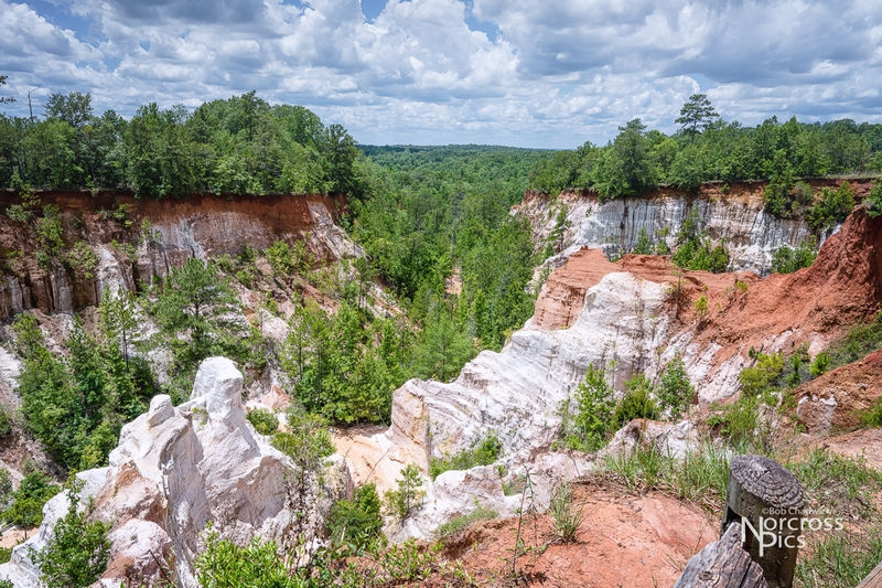 The Little Grand Canyon of Georgia