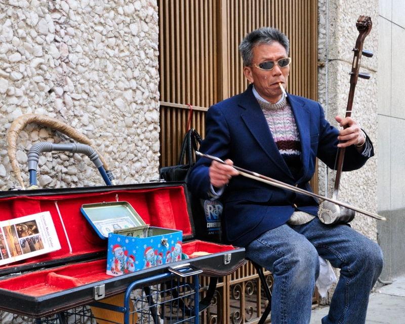 Chinatown Musicman