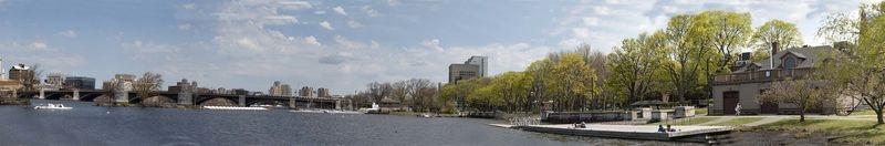 Boston - from the Esplanade