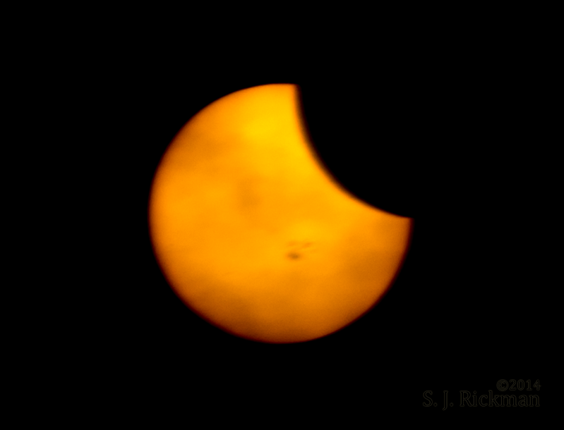 Eclipse 23OCT2014