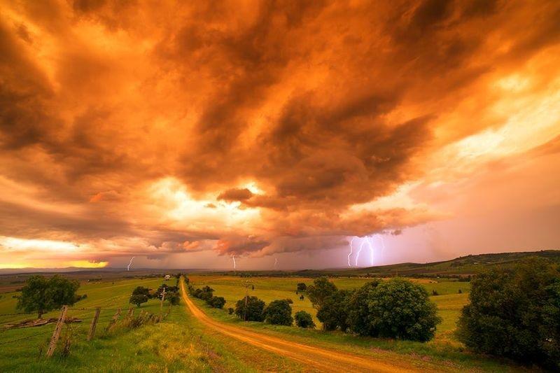 Grayson Siding Storm