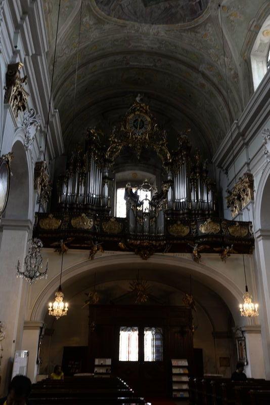 Mariahilfer Kirche,Vienna