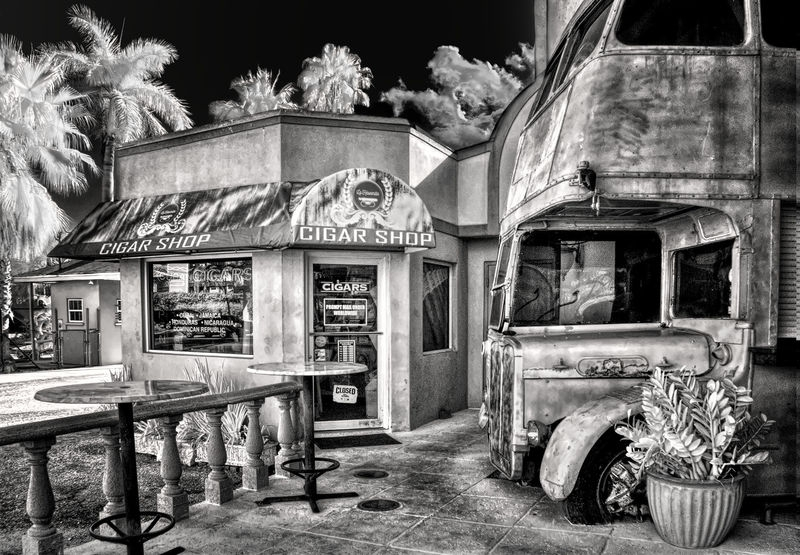 Cigar Store grand Cayman Style