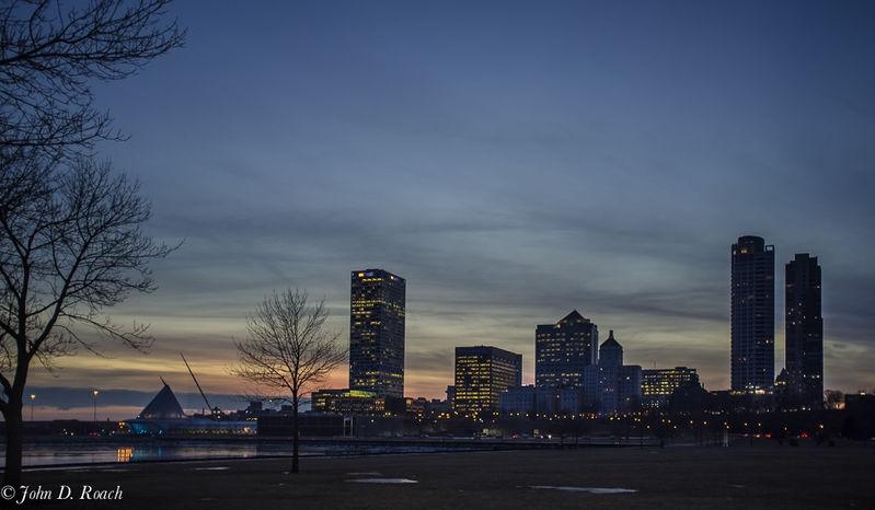 Milwaukee Skyline #2
