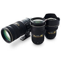 What Nikon lenses to buy – The Three Big Dragons