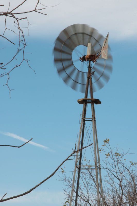 Windmill at -5 exposure compensation