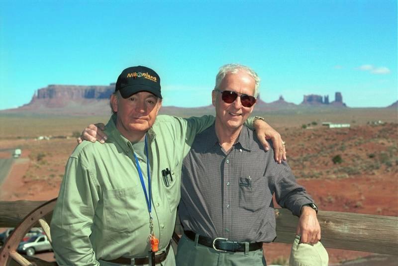 JRP and Bernie