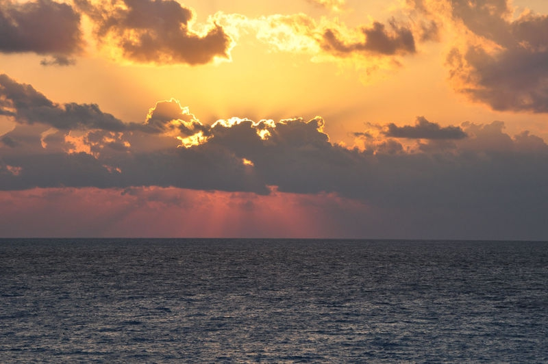 Another Cancun Sunrise