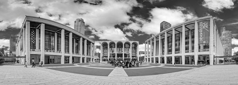 The Metropolitan Opera, New York