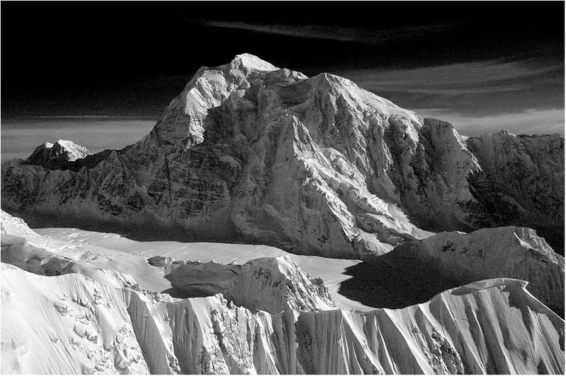 Mt. Foraker, Alaska