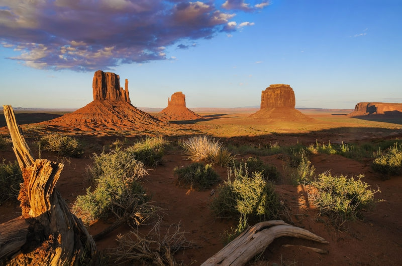 Monument Valley at Sundown
