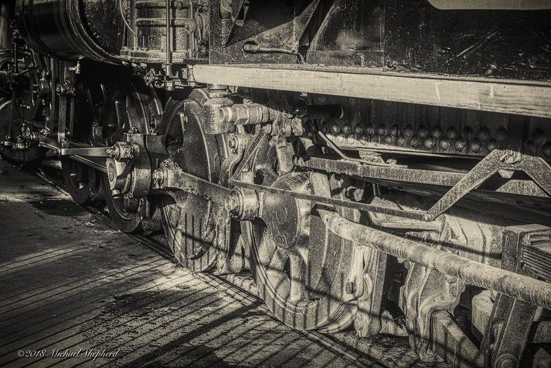 Baldwin Locomotive Drivers