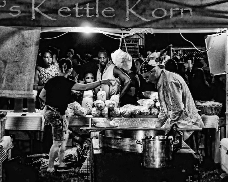 The Kettle Korn Business