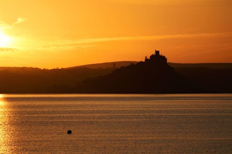 Dawn in Penzance