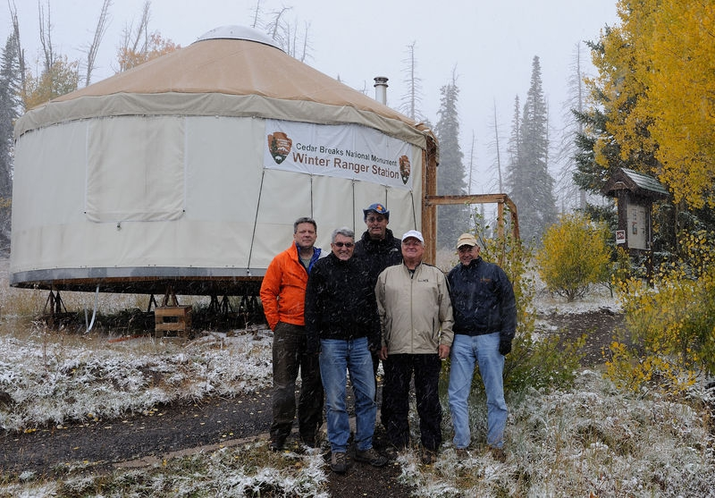 Van2 at Cedar Breaks National Monument