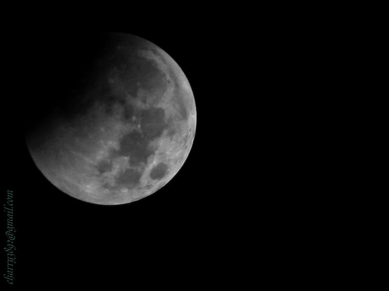 Total Lunar Eclipse, Oct,2014