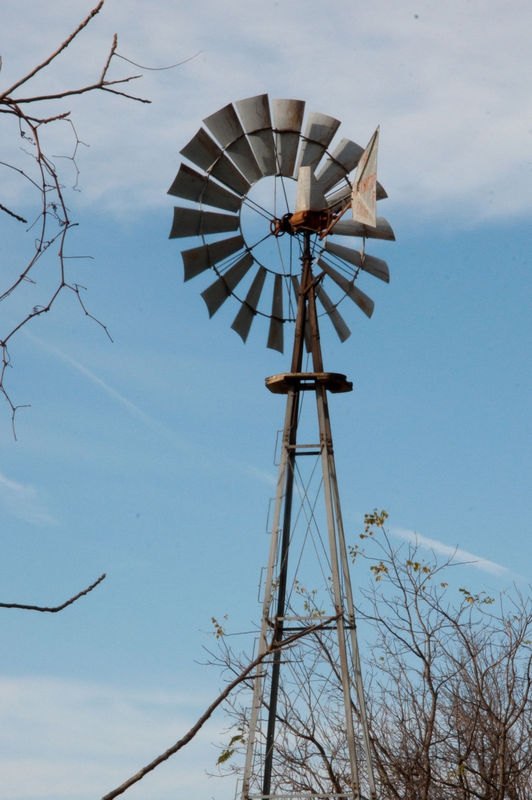 Windmill at -1 exposure compensation