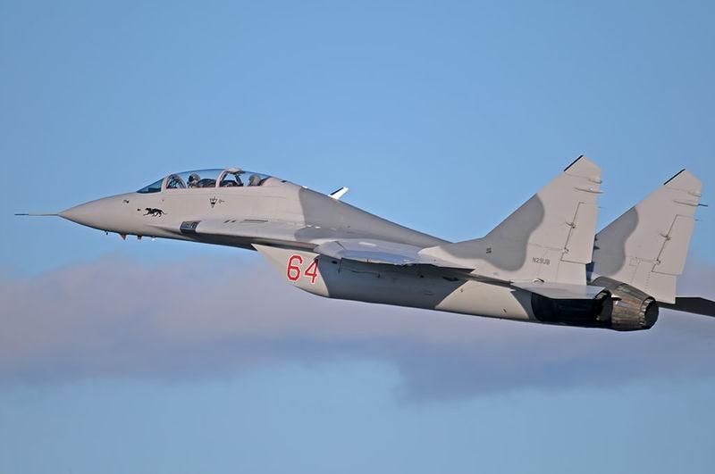 """Mikoyan MiG-29UB """"Fulcrum"""""""