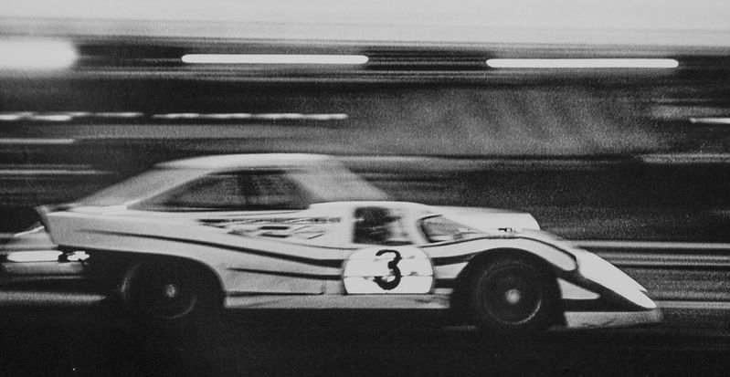 Porsche 917 at the 24hrs. of Daytona