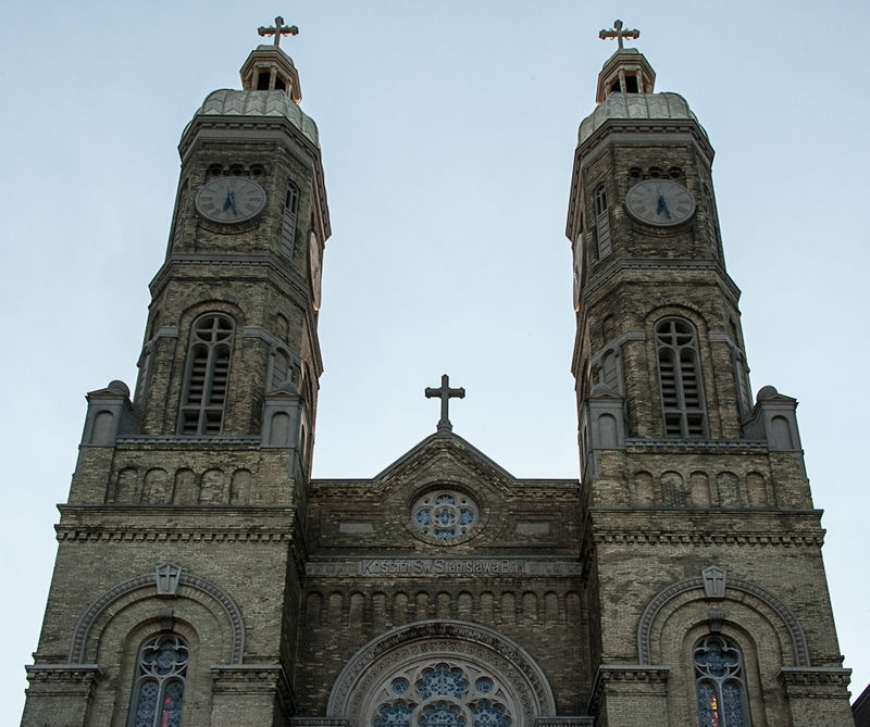 Milwaukee's St. Stanislas Church #2