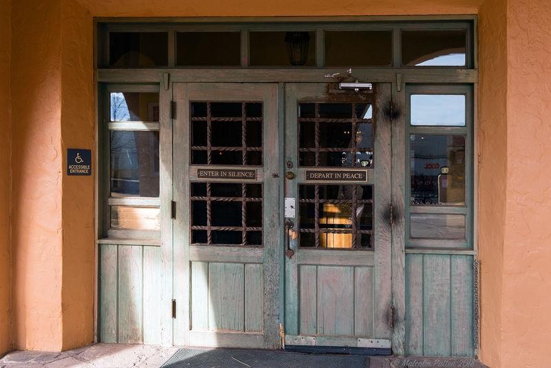 La Posada Hotel / Santa Fe Railway Station, Winslow, Arizona