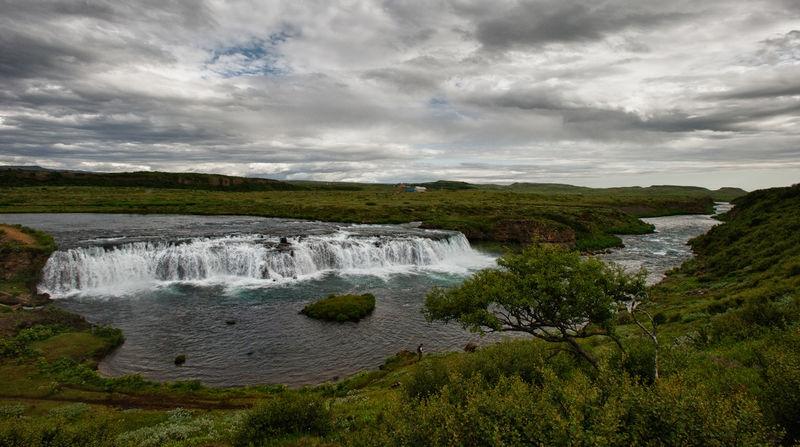 Iceland Cascade