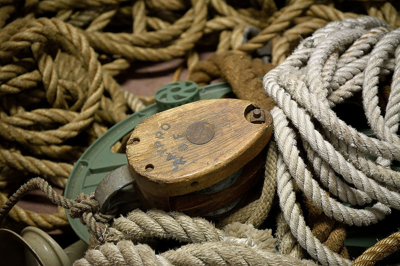 Block and Ropes