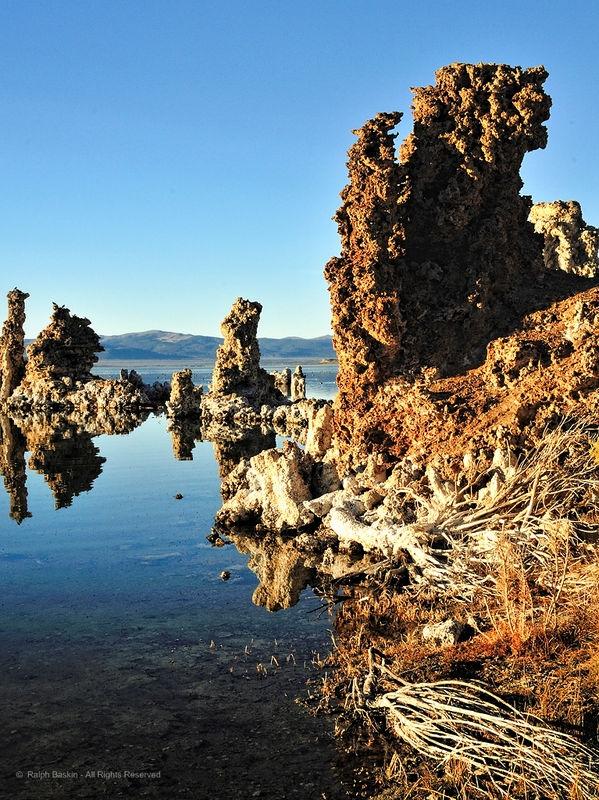 Mono Lake @ Sunset