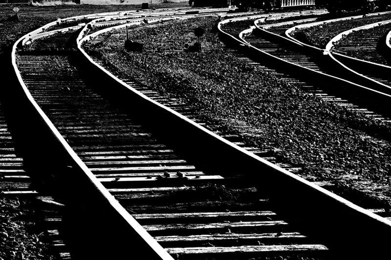 Railroad tracks #2