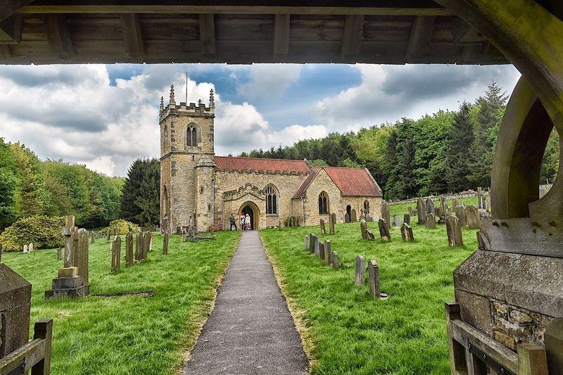Brantingham Church