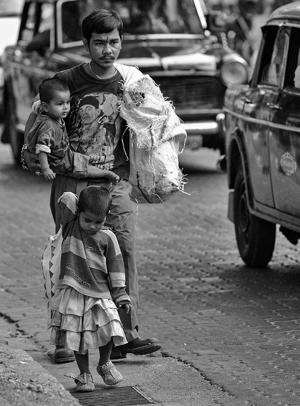 Street People Mumbai (edit)