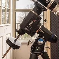 Astrophotography – The Tracking Telescope Mount
