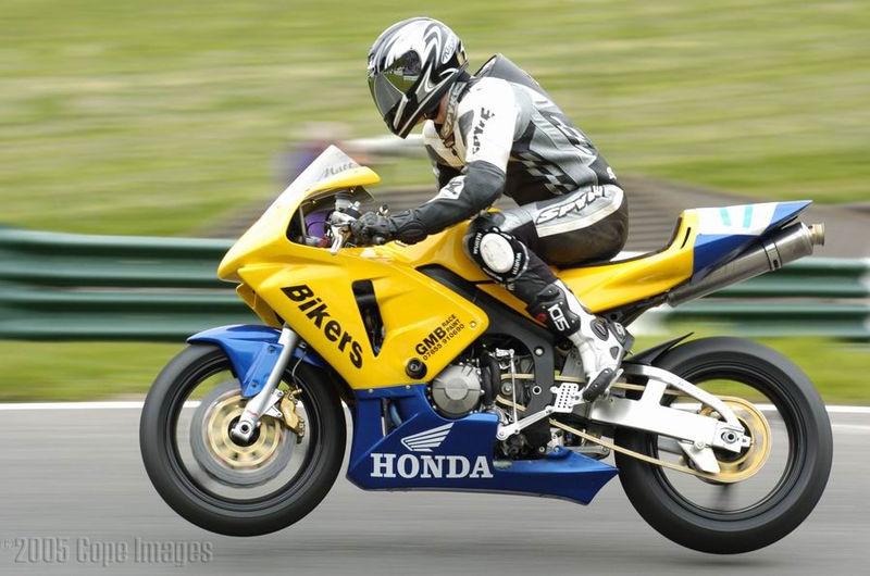 Matt Smith - Honda CBR600